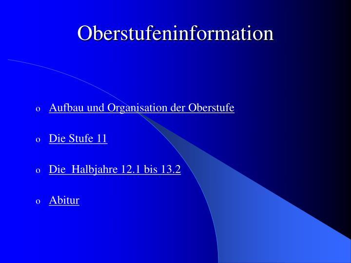 Oberstufeninformation1