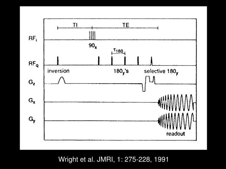Wright et al. JMRI, 1: 275-228, 1991