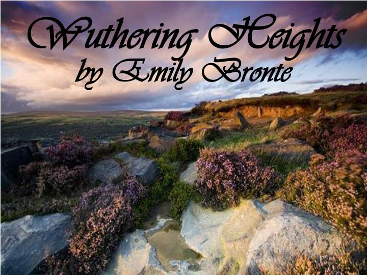 wuthering heights n.