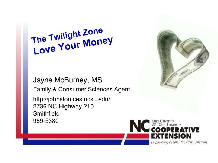 Ppt the twilight zone love your money powerpoint presentation id the twilight zonelove your money toneelgroepblik Image collections