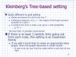 kleinberg s tree based setting1