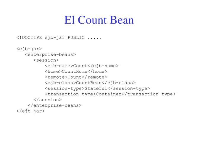 El Count Bean