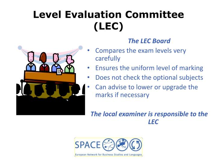 Level Evaluation Committee (LEC)