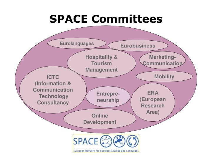 SPACE Committees