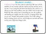 student model2