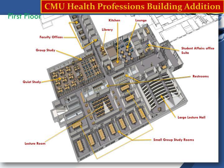 CMU Health Professions Building Addition