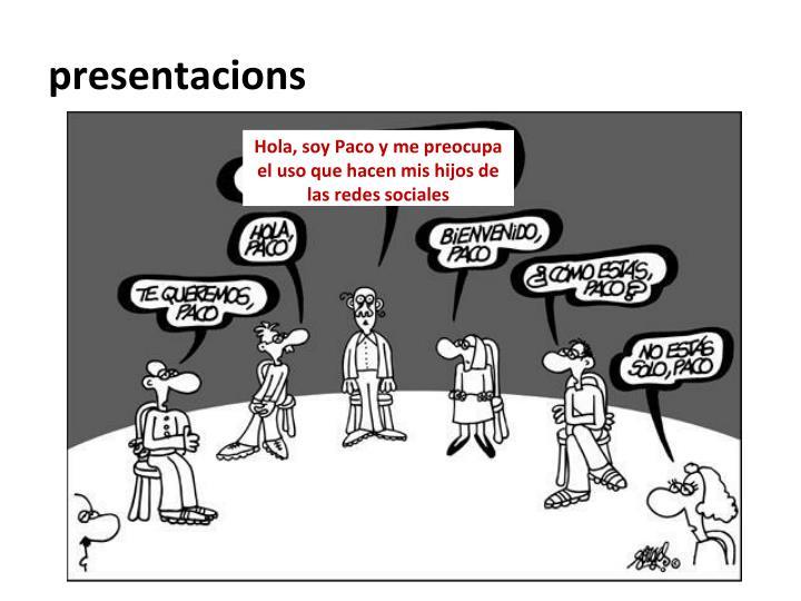 Presentacions1