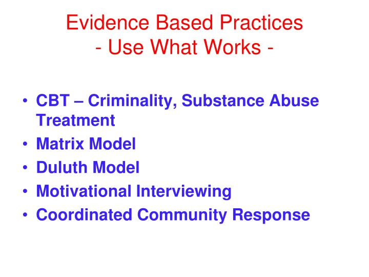PPT - INTIMATE PARTNER VIOLENCE AND METHAMPHETAMINE USE AN ...