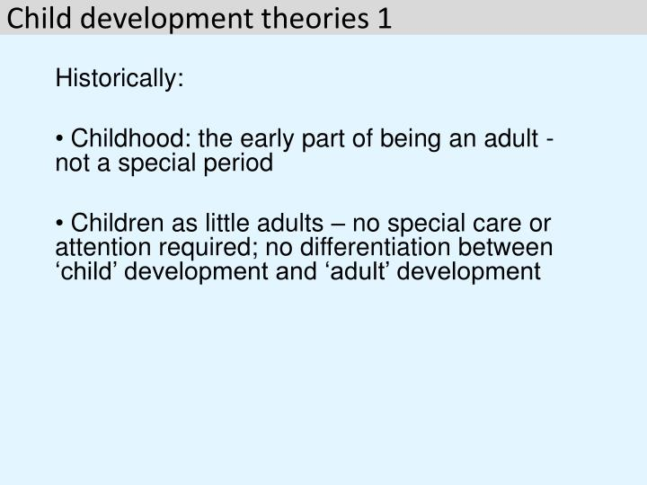 theories of childs development All about children's social and emotional development eileen kennedy-moore, phd helping kids cope tips and tools to.