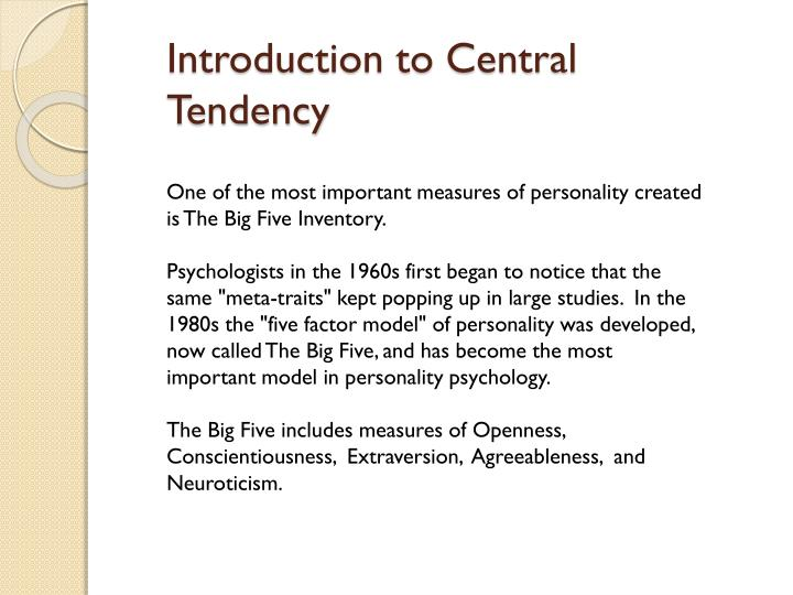 big 5 personality inventory Using the california psychological inventory to assess the big five personality domains: a hierarchical approach christopher j sotoa,, oliver p johnb, a department of psychology, colby college, 5550 mayflower hill, waterville, me 04901-8855, usa.
