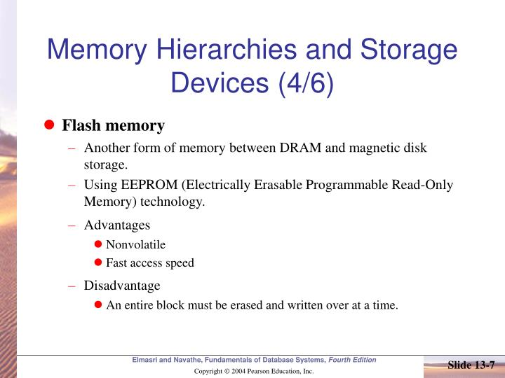 Memory Hierarchies and Storage Devices (4/6)