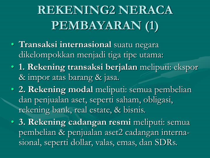 REKENING2 NERACA PEMBAYARAN (1)