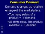 consumer demand2