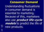 consumer demand3