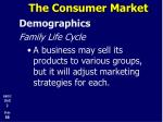 the consumer market10
