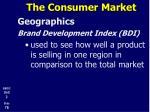 the consumer market20