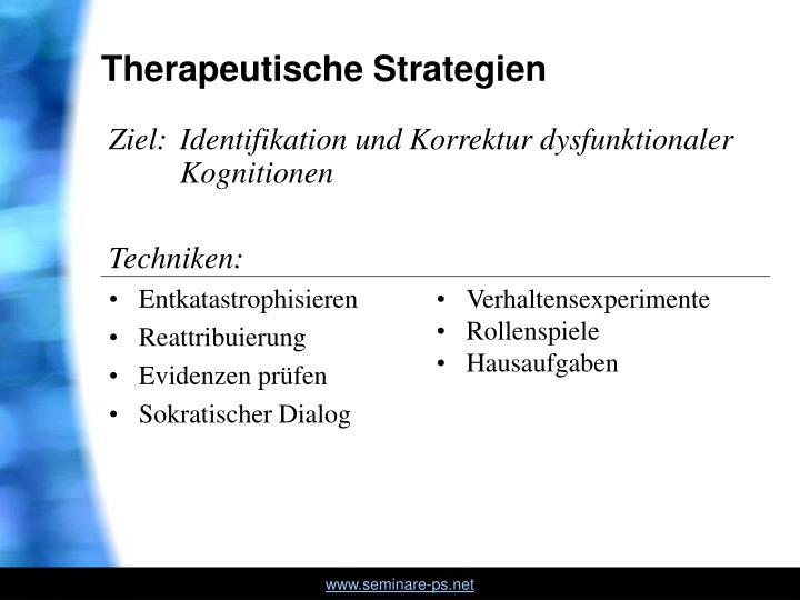PPT - Kognitive Therapie der Depression PowerPoint Presentation - ID ...
