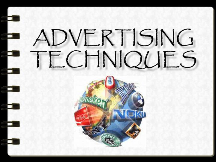 "business advertising techniques essay Here are our top five tips for writing a business school admissions essay: state specific reasons as to why you are a good ""fit"" for the school, rather than simply stating ""i am the ideal candidate for your program"" why are you the ideal candidate use real life examples in your essay this will help to bring your essay to life."