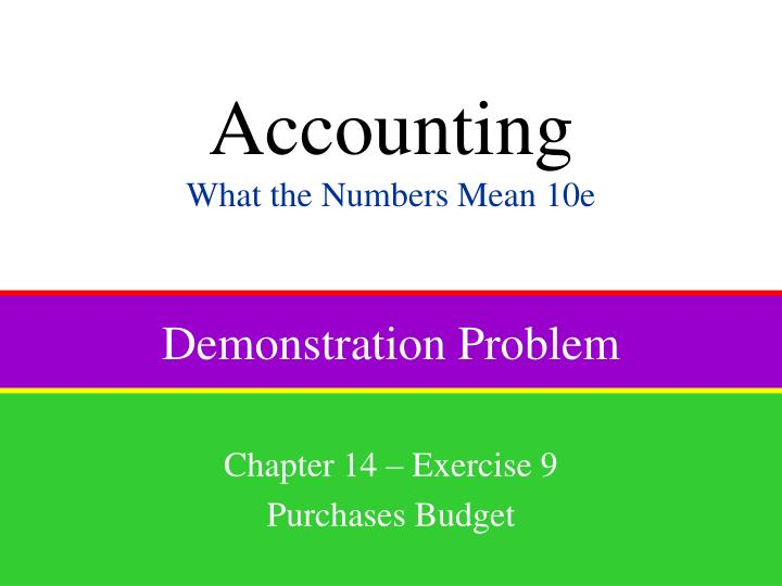 accounting chapter 6 comprehensive problem 77 Solutions manual (see related pages) solution manual chapter 01 (11700k) solution manual chapter 02 (12710k) solution comprehensive problem 1 sm.