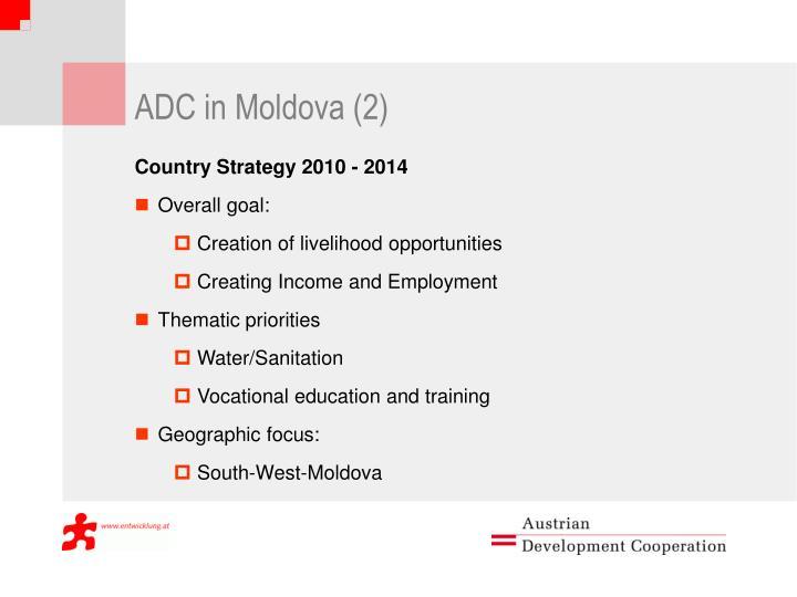 ADC in Moldova (2)