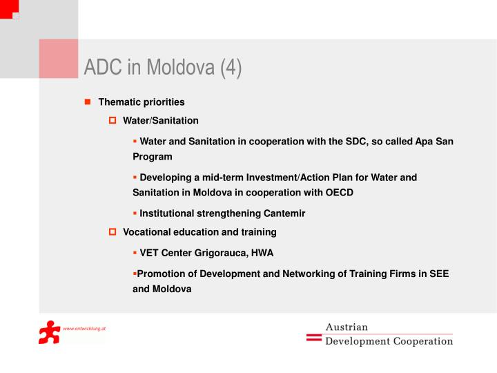 ADC in Moldova (4)