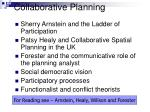 collaborative planning1