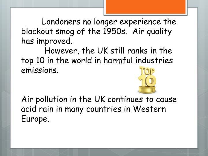 Londoners