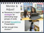 monitor adjust