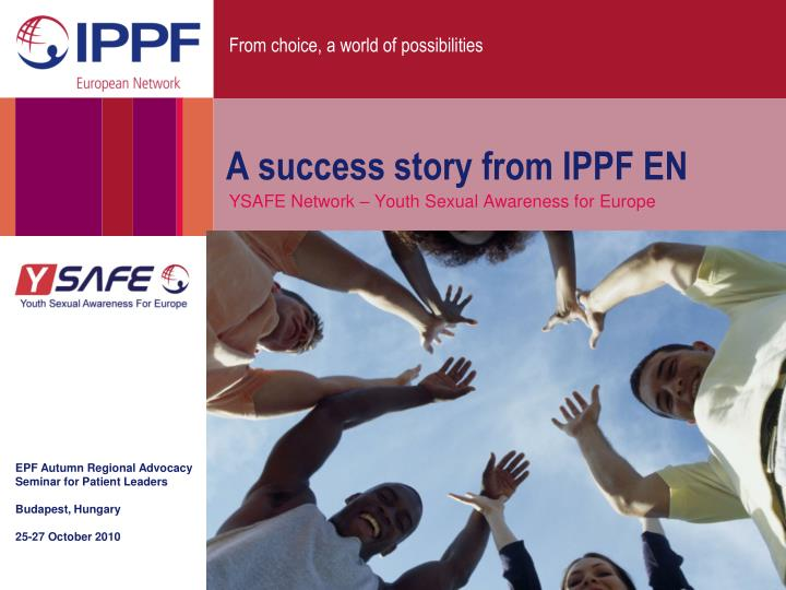 a success story from ippf en n.
