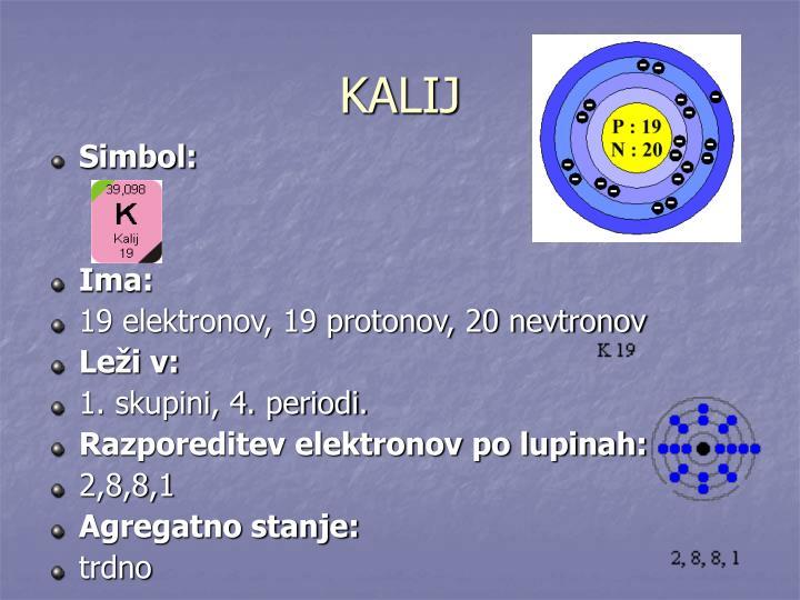 KALIJ