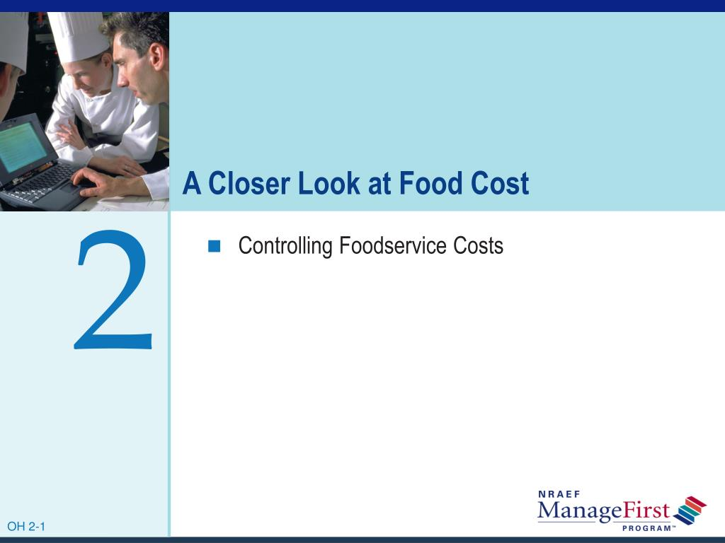 PPT - A Closer Look at Food Cost PowerPoint Presentation - ID:6099689