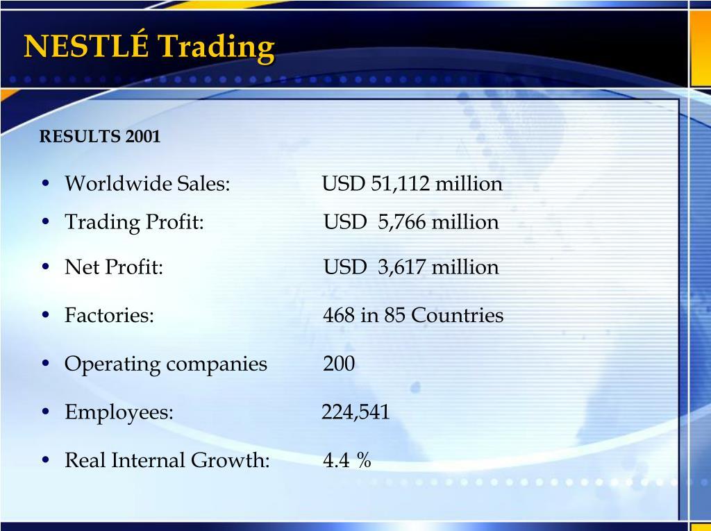 PPT - Nestlé USA's SAP project PowerPoint Presentation - ID:6100283