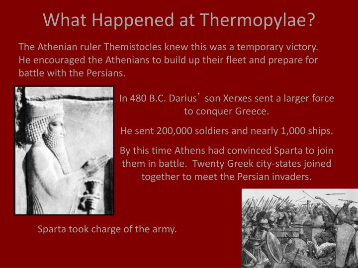 What Happened at Thermopylae?