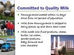 committed to quality milk2