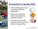 committed to quality milk3