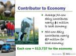 contributor to economy1