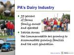 pa s dairy industry1