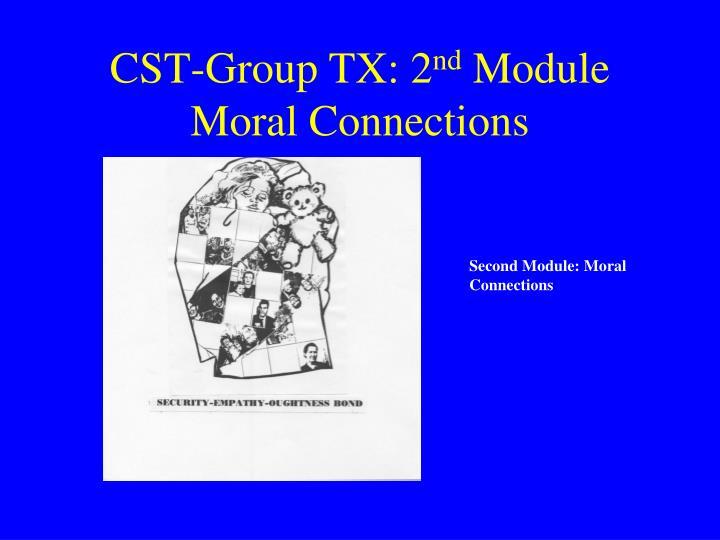 CST-Group TX: 2