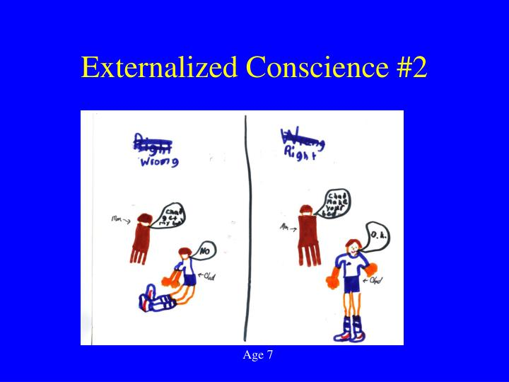 Externalized Conscience #2