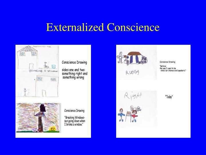 Externalized Conscience