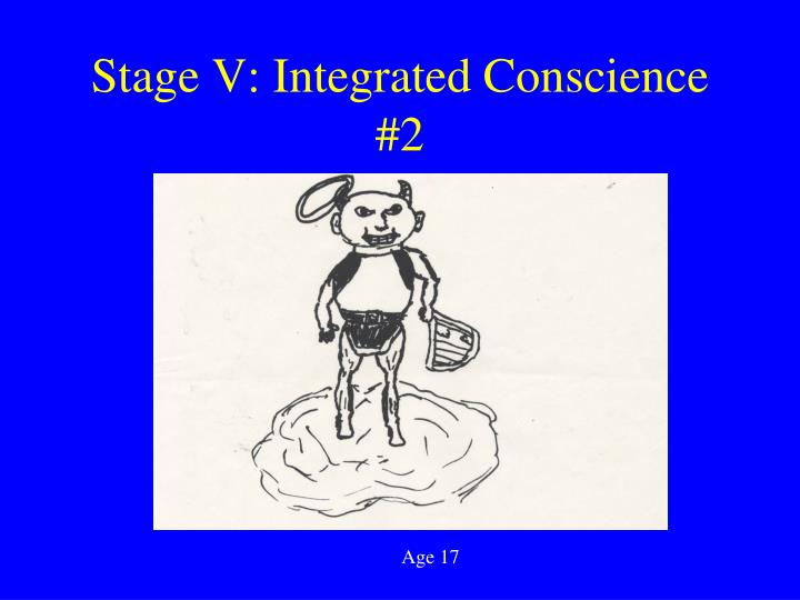 Stage V: Integrated Conscience #2