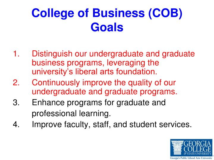 College of Business (COB)