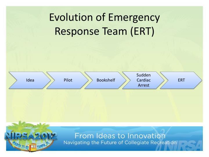 Evolution of Emergency