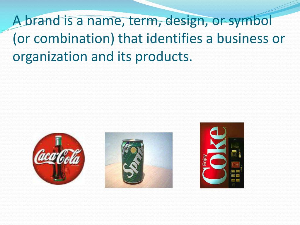 Ppt Brands Can Include A Number Of Elements Powerpoint