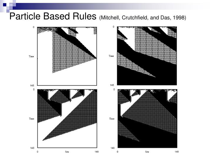 Particle Based Rules