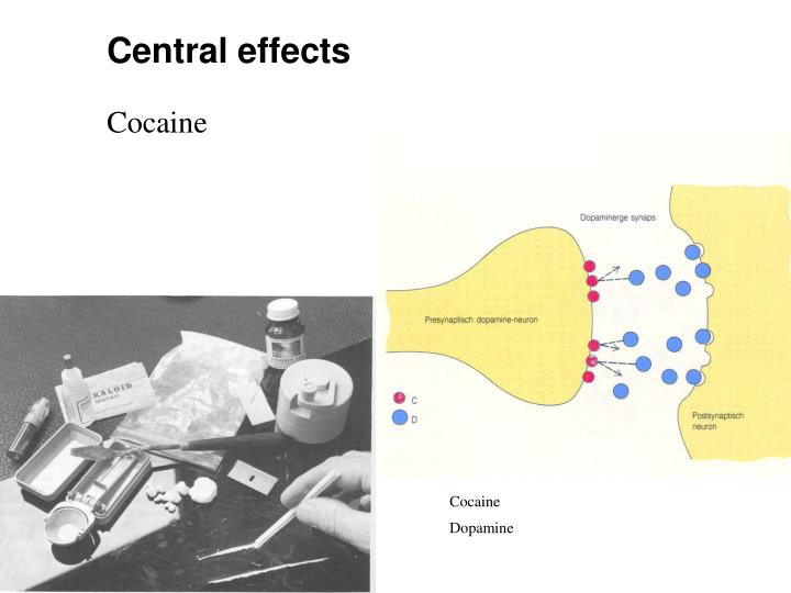 Central effects