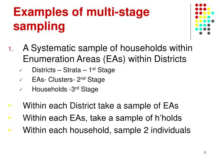 PPT - Multistage Sampling PowerPoint Presentation - ID:6102412 Multistage Sampling
