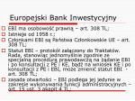 europejski bank inwestycyjny1