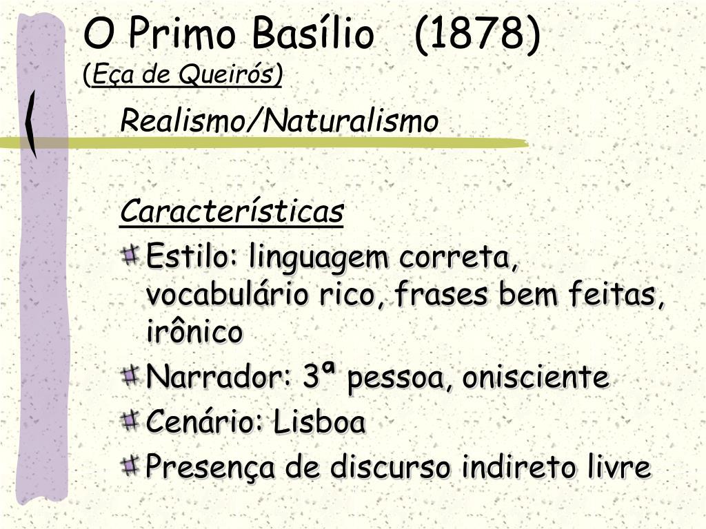 Ppt Eça De Queirós 1845 1900 Powerpoint Presentation