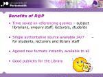 benefits of r@p